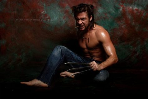 Cosplay Wolverine 01
