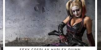 sexy cosplay harley quinn