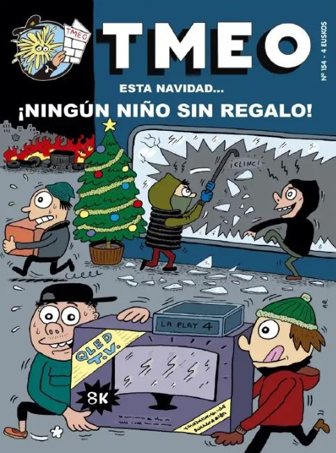 ¡Ya está aquí el TMEO navideño!