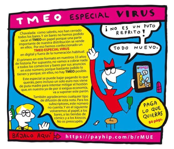 TMEO especial PUTO VIRUS (y Digital)