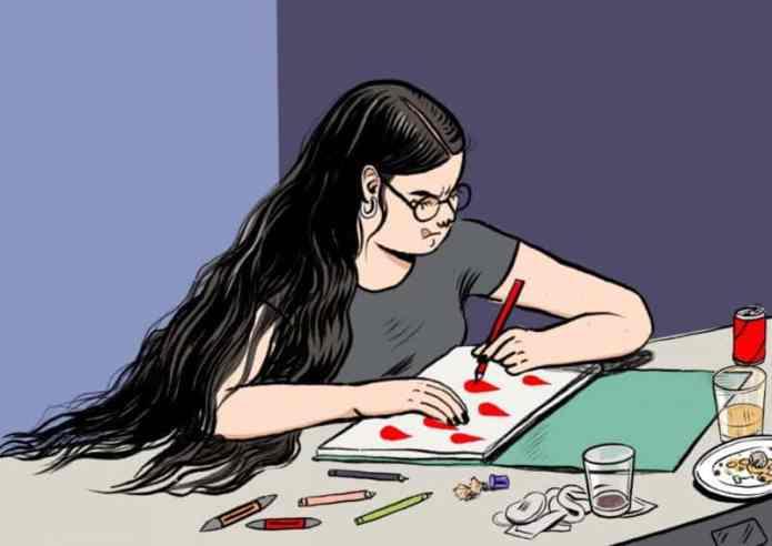 Irene Márquez responde al cuestionario de Blog de Cómics