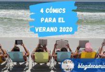 4 comics para el verano 2020