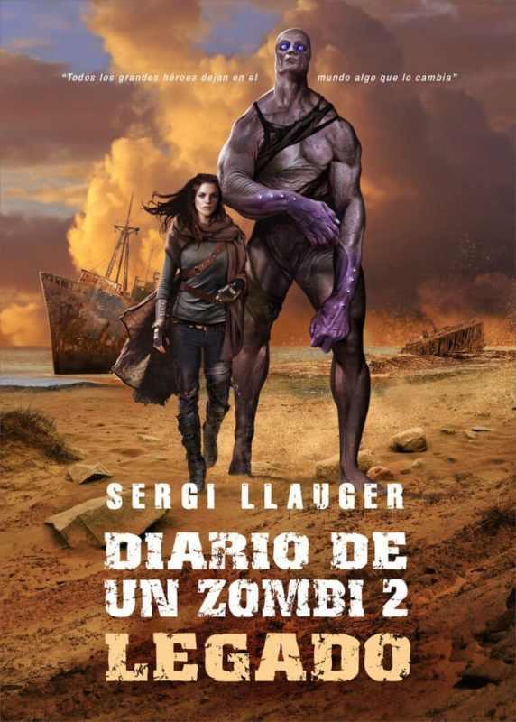 diario de un zombi legado