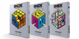 BOX Hay algo dentro de la caja