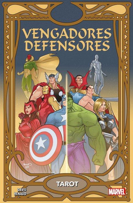 Vengadores Defensores Tarot