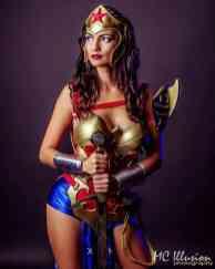 Cosplay Wonder Woman 22