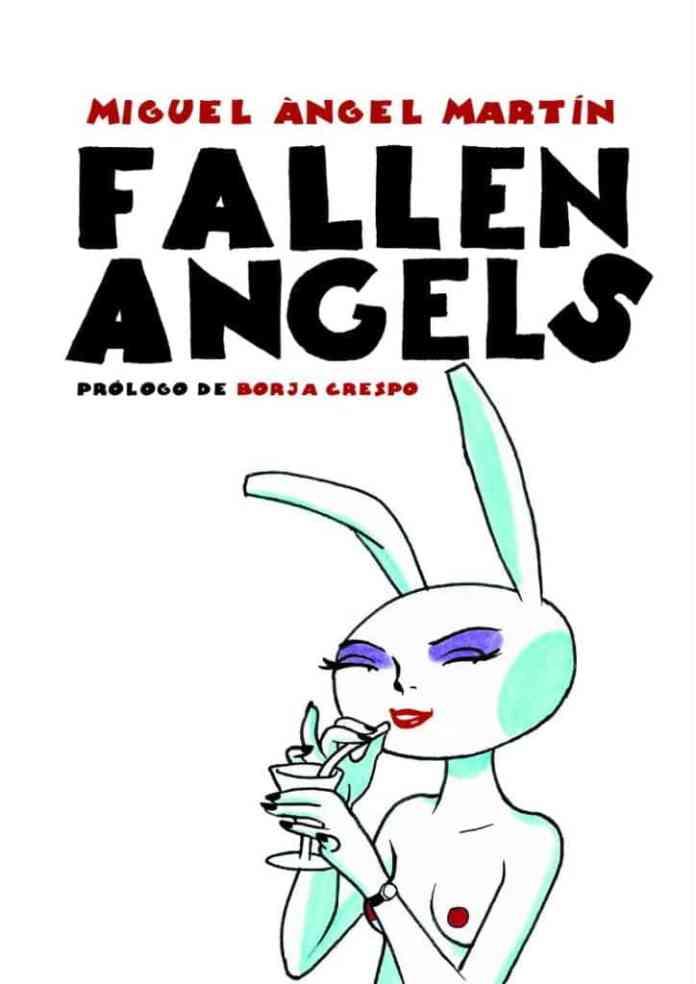 Reseña de Fallen Angels, de Miguel Ángel Martín