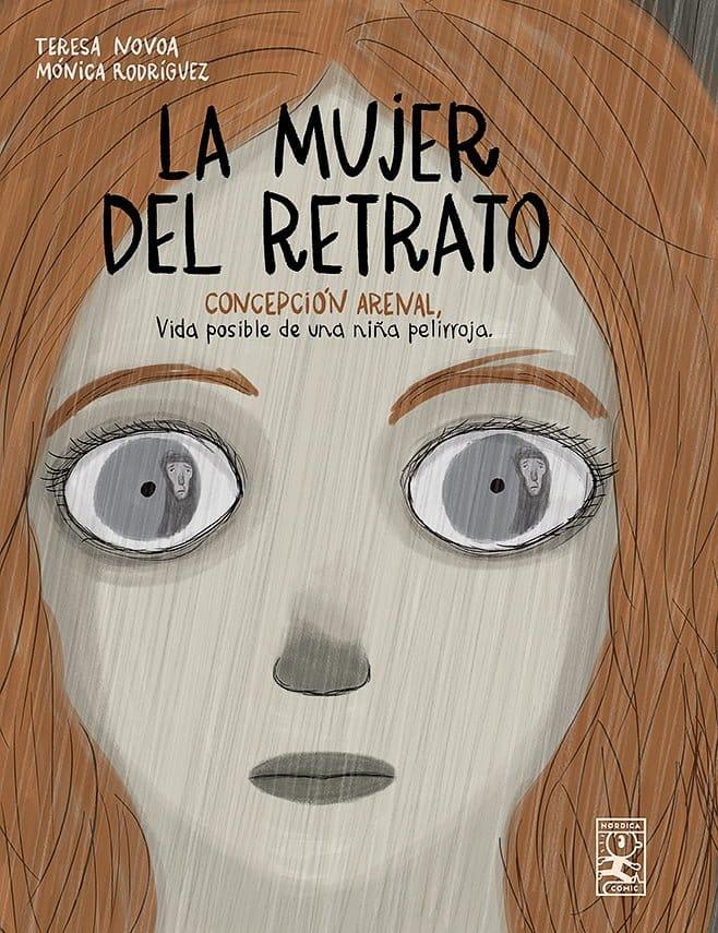 La mujer del retrato. Concepción Arenal.