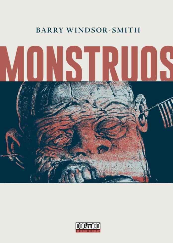 Estreno mundial de la obra más esperada de BARRY WINDSOR-SMITH: Monstruos