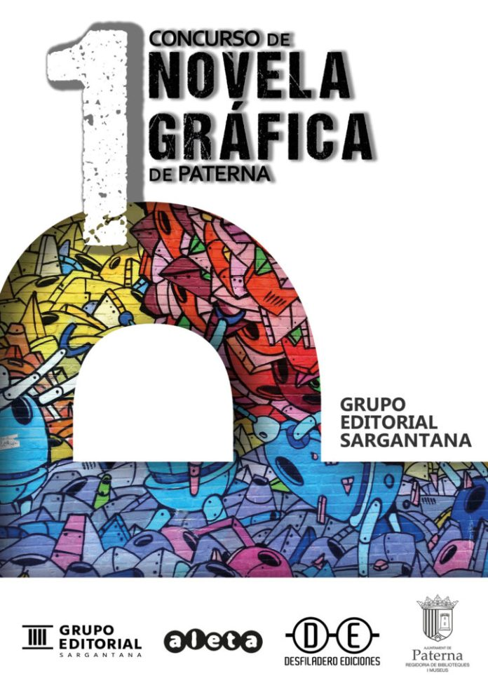I Concurso Novela Gráfica Ajuntament de Paterna – Grupo Editorial Sargantana