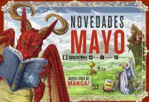 Novedades Editorial Hidra Mayo 2021