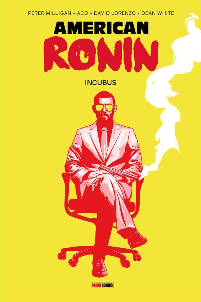 American Ronin Incubo
