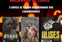 Halloween de comic