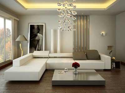 Decorao de Salas Modernas Simples Pequenas Grandes