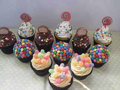 Como Fazer a Decorao de Cupcakes Tutorial e Dicas
