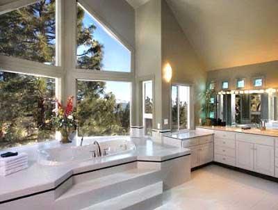 Decorao para Apartamentos Grandes Luxuosos Fotos
