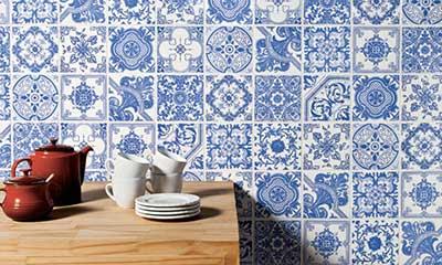 Decorao com Azulejos Portugueses Fotos Modelos Dicas