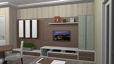 Modelos de Rack para Sala da TV Fotos Dicas Imagens