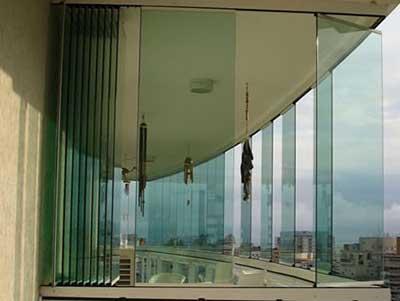 Cortinas de Vidro para Decorar sua Casa Fotos Modelos