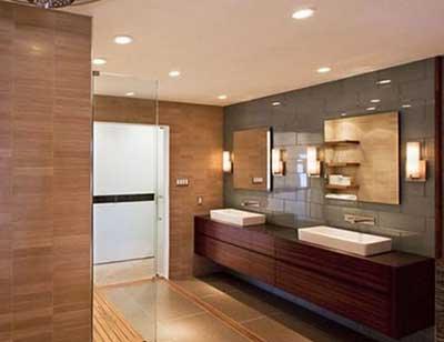 30 Luminrias para Banheiros Espelho Pendentes Fotos