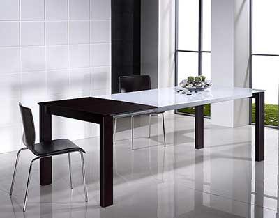 30 Modelos de Mesas para Cozinha Pequenas Grandes