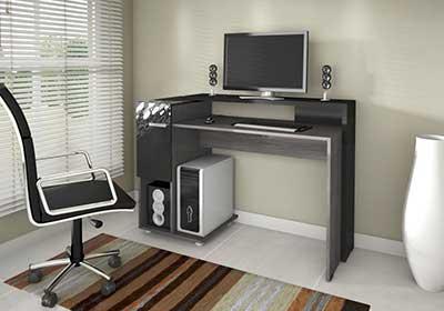 Mesas para PC dicas fotos computador modelos