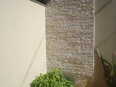 Revestimento de Parede Externa e Interna para Apartamento