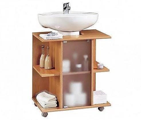 Muebles para lavabos con pedestal  BlogDecoracionescom