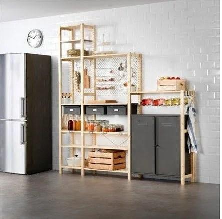 Ikea Estanterias Metalicas Cocina Cool Best Affordable