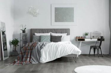 gris colores blanco combinan spc negro tonos het rosa casa decorar laminado suelo xcore oak grey bedroom minimalist dormitorio terrazzo