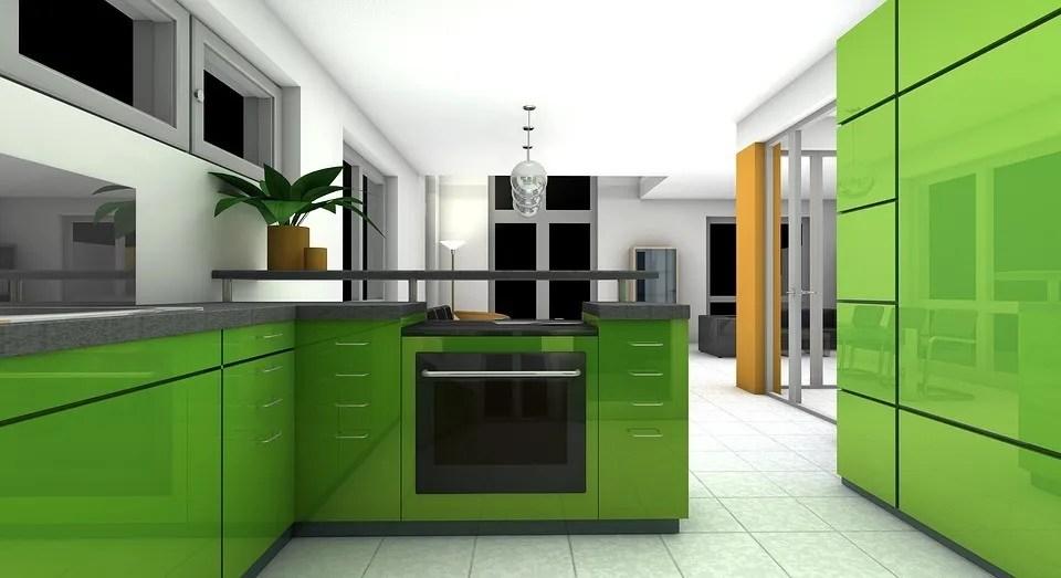 Los mejores colores que combinan con verde para decorar