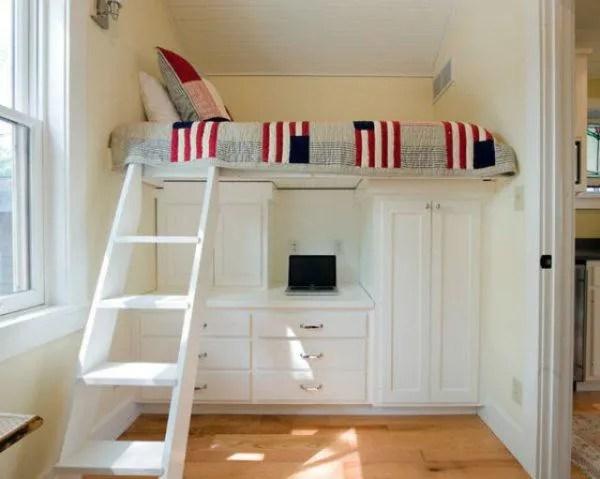 Cmo decorar habitaciones juveniles  Baratas y pequeas