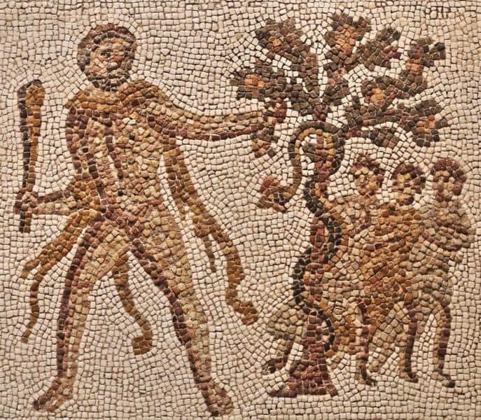 Resultado de imagen de jardin hesperides