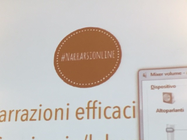 Come #narrarsionline e fare storytellig efficace con Francesca Sanzo