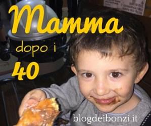 Mamma dopo i 40