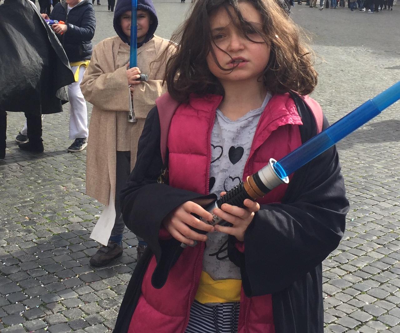 Bambine ribelli a chi? Siamo noi ogni giorno – anche l'8 marzo