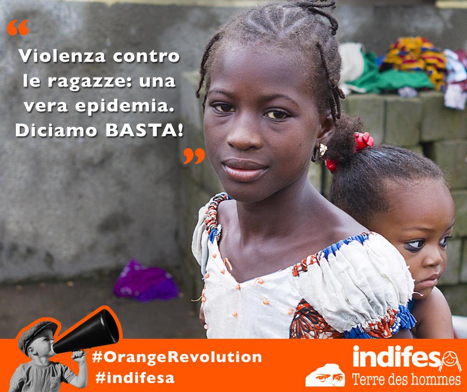 #INDIFESA della Giornata mondiale delle bambine e delle ragazze 2017
