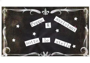 PEPPE SOTTO LE STELLE