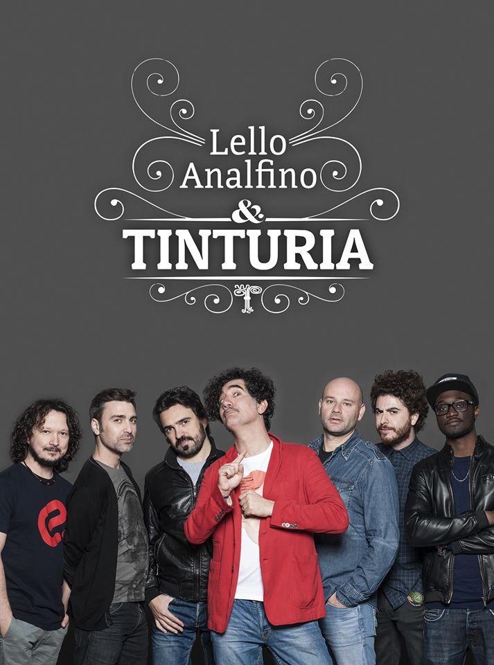 LELLO ANALFINO & I TINTURIA