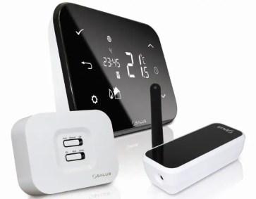 Termostat controlat prin internet Salus iT500