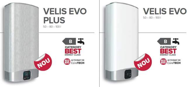 boiler electric Ariston Velis Evo 3