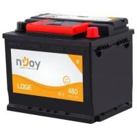 Baterie auto nJoy Loge, 12V 60Ah, ideala pentru UPS-urile pentru centrale termice