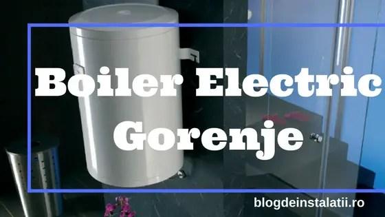 boiler electric gorenje