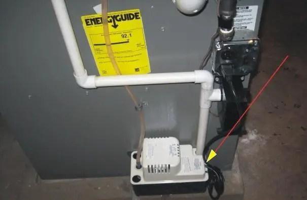 Pompa de Condens Pentru Centrala Termică. Cum Evacuez Condensul