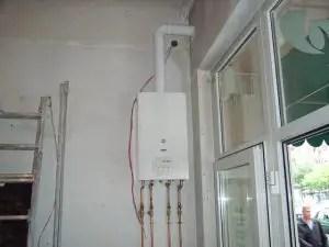 instalare centrala termica