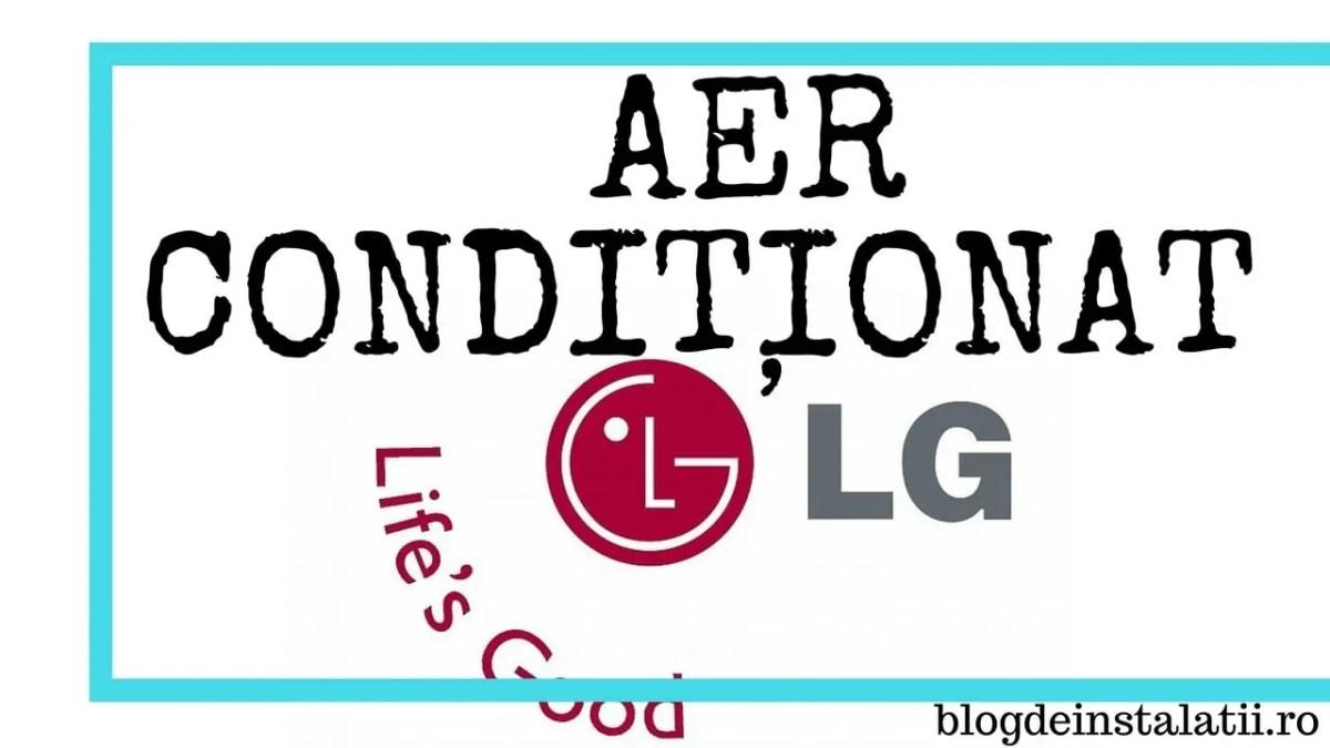 Aparat de Aer Condiționat LG