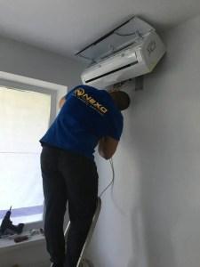 Aer Condiționat Inverter Ieftin nexo instal construct
