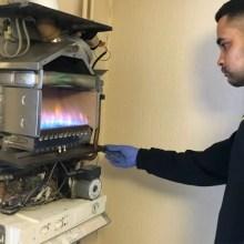 probleme cu pompa centralei termice
