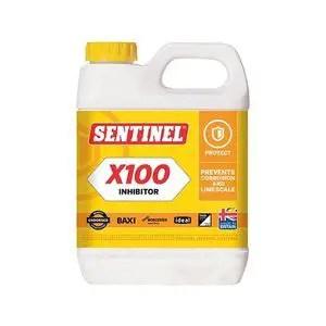 Inhibitor pentru depuneri de calcar Sentinel X100 - previne depunerile si zgomot in calorifere