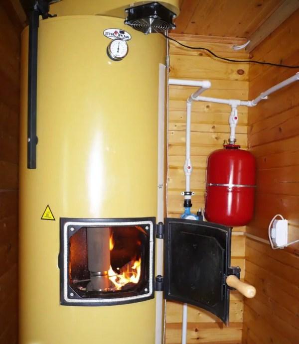 schema de montaj centrala termica pe lemne stropuva